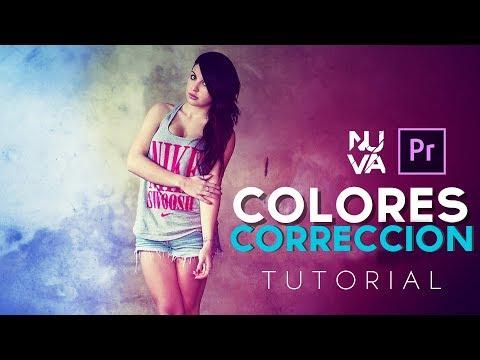 Corrección de Colores En Adobe Premiere Pro CC Tutorial