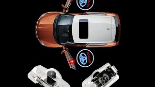 Car Logo Door Light Projector