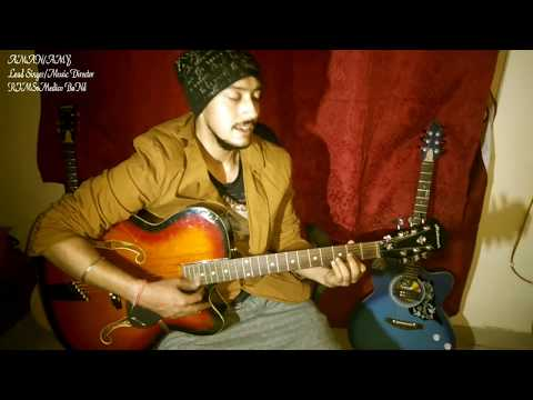 atif-aslam's-songs---acoustic-unplugged---song-fusion-by-aman-||-by-music-bite