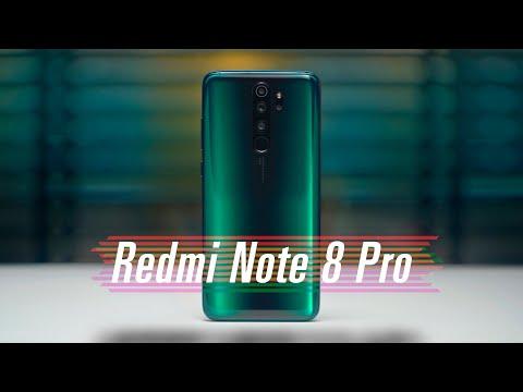 Полный обзор Redmi Note 8 Pro (+розыгрыш)