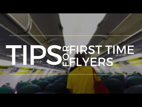 TIPS FOR FIRST TIME FLYERS IN THE PHILIPPINES - GUIDE ON AIRPORT, BAGS, SEATS!