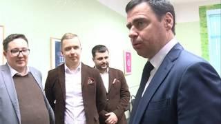 День студента в Ярославле: Дмитрию Миронову презентовали зачетную книжку