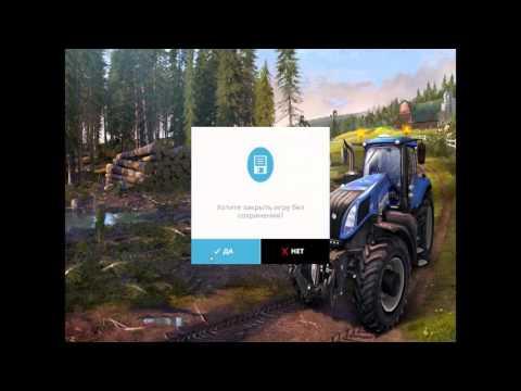 Как с делать радио в Farming Simulator 2015 № 1