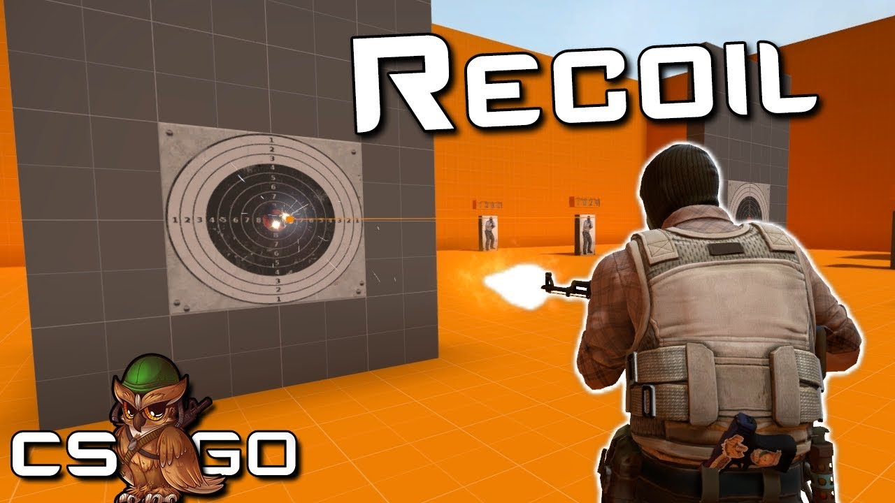 CS:GO - Recoil control guide | Metabomb