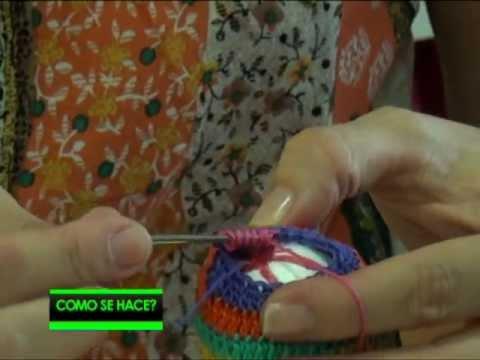 adornos navideos en crochet