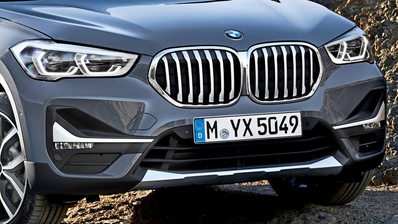 2020 BMW X1: Mid-update, Changes, Release >> The New Bmw X1 2020