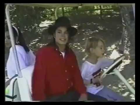 Michael Jackson - Fun at Neverland - YouTube