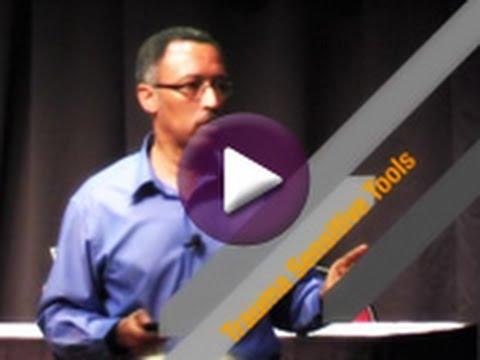 Dr Brian Sims: Trauma sensitive tools