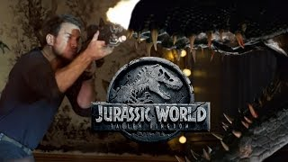 Why I'm Excited About Jurassic World: Fallen Kingdom - With Jacob Smith From DangerVille