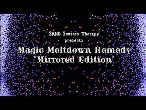 Sensory Visual relaxation mirrored
