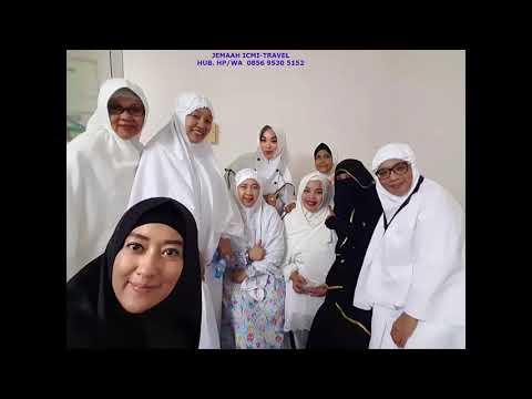 Liputan Perjalanan Ibadah Haji PT. Arminareka Perdana Tahun 2019 / 1440 H Sebanyak 1039 Jamaah Haji .