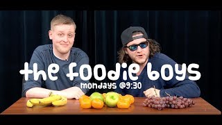 The Foodie Boys Episode 1: Cake