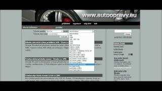 www.autoopravy.eu  -  návody a rady jak opravit auto