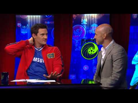 Mark Bresciano on Total Football