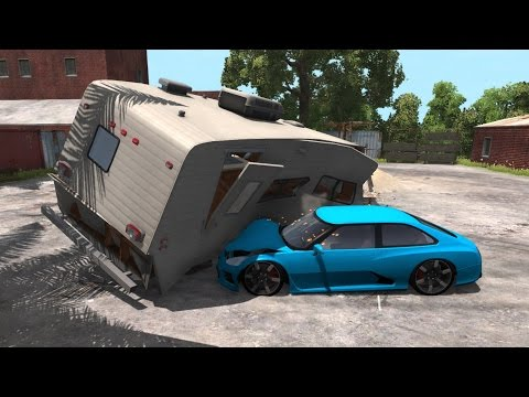 BeamNG.drive - Update 0.8