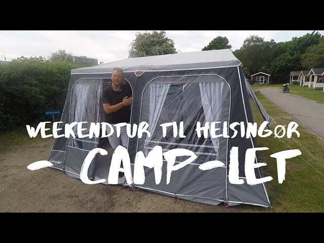 Weekendtur til Helsingør - Camp Let