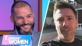 First Dates' Fred Sirieix Receives a Special Message From Gino D'Acampo | Loose Women
