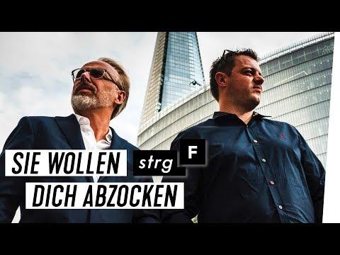 Undercover: Als Fake-Milliardäre unter Steuerräubern I STRG_F