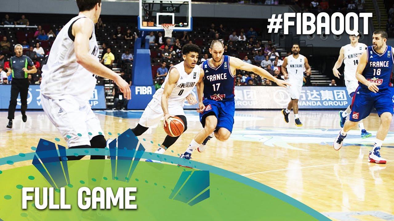 New Zealand v France - Full Game