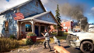 FAR CRY 5 - New Mission Gameplay Walkthrough Part 1