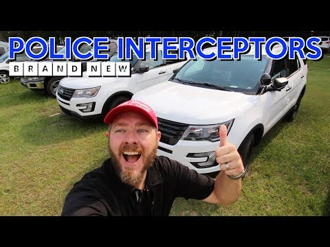 NEW 2018/2019 Ford Explorer Police Interceptor Utility | PART 1 - In Depth Review