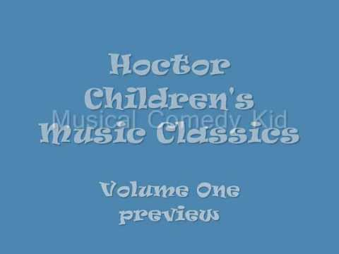Hoctor Children's Music CD Vol.1 preview