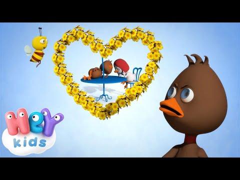 детские клипы я мишка гумибер