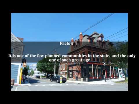 Bristol Waterfront Historic District Top # 6 Facts