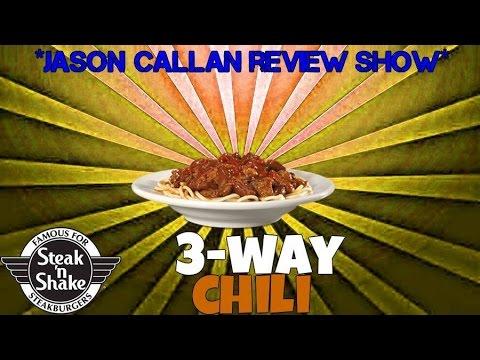 Steak N Shake Chili 3 Way