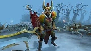 Legion Commander - Обзор героя, обзор скилов.  ЦыганЫ  коня увели!