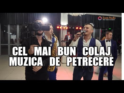 NOU 2019 CEL MAI BUN COLAJ - MUZICA DE PETRECERE - FORMATIA IULIAN DE LA VRANCEA