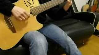 【ROZEN MAIDEN】Kinjirareta Asobi on Guitar【ALI PROJECT】