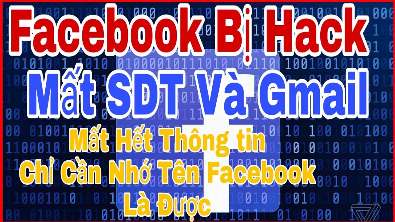 Hướng Dẫn Lấy Lại Tài Khoản Facebook Không Cần Xác Minh Sdt Gmail
