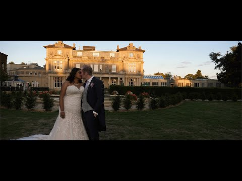 Anouska + Marc - Down Hall, England - Aloha London Films