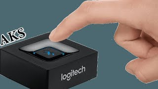 Logitech Bluetooth Audio Receiver Review By Aks