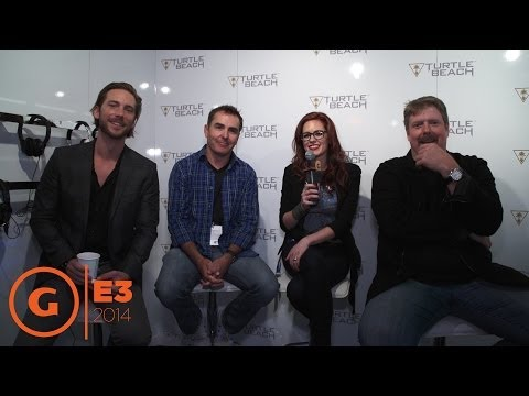 Interview with John DiMaggio,  Nolan North &  Troy Baker - Floor Report E3 2014
