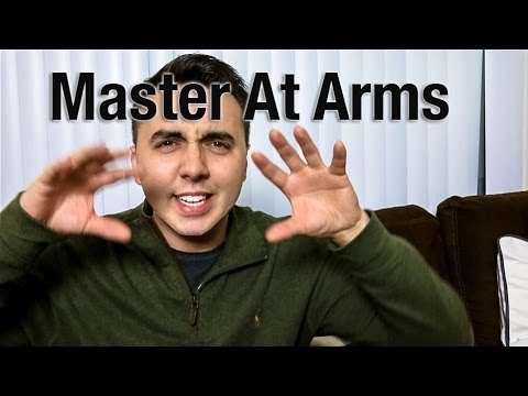Review Of Navy Jobs: Master At Arms