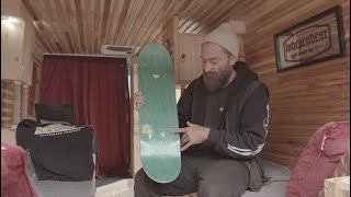 JENKEM - Chris Haslam On His B…