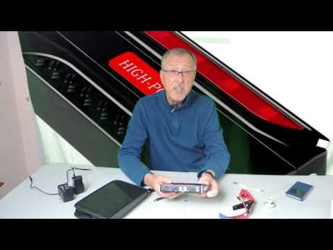 Banggood Battery Car Jump Starter