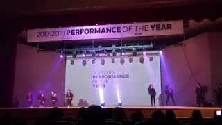 엔와이NY분당팀_세종대 2017-2018 POTY PERFORMANCE