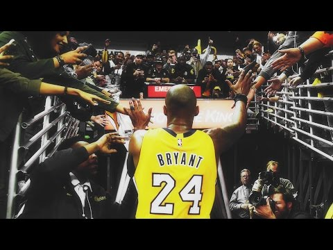 Kobe Bryant - Tribute 1996/2016 | HD