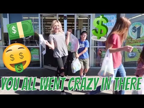 NO BUDGET AT THE DOLLAR STORE | THE LEROYS