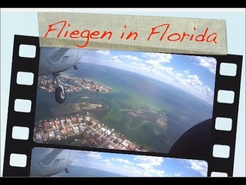 """Fliegen in Florida"" HDTrailer"