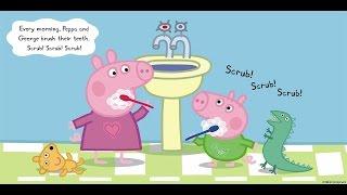 Свинка Пеппа Мультик на русском новые серии 2014-  Свинка Пеппа - Разукрашивая страницы
