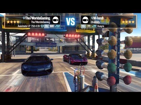 T5 UNSTOPPABLE Lamborghini! | CSR Racing 2