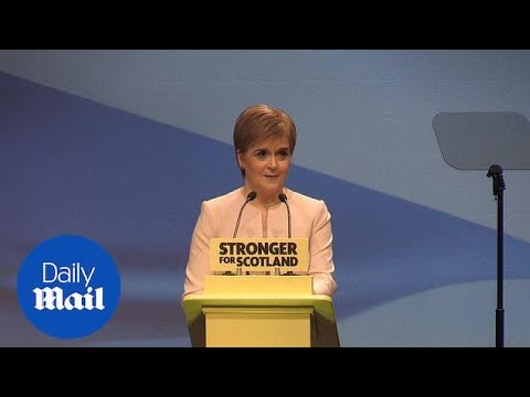 Nicola Sturgeon urges party to focus on 'why' of Scottish independence - Daily Mail