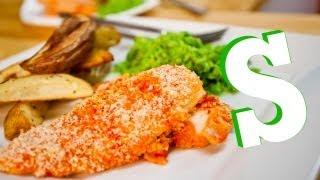 Fish Fingers & Mushy Peas Recipe - Sorted