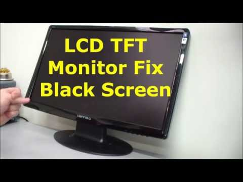 How To Repair Tft Lcd Monitor