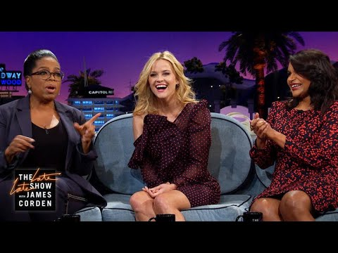 Mindy Kaling, Reese Witherspoon & Oprah's Impressions of Each Other