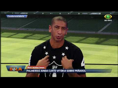 Acosta: Fala de Felipe Melo vai piorar confronto com Peñarol